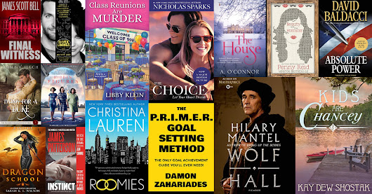 Your 6 FREE & 9 bargain books for July 15th