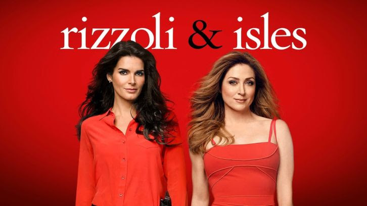 Rizzoli and Isles - Ocean Frank- Review: Bon Voyage