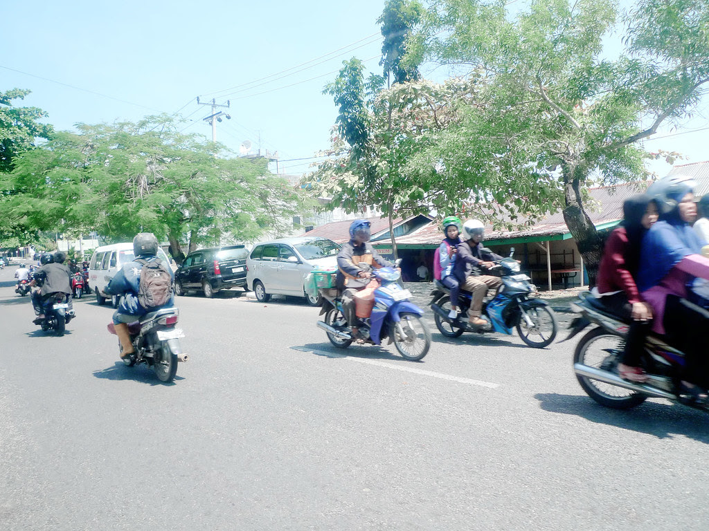 bintan traffic