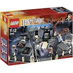 LEGO Harry Potter Series 1 Goblet of Fire Graveyard Duel Set #4766