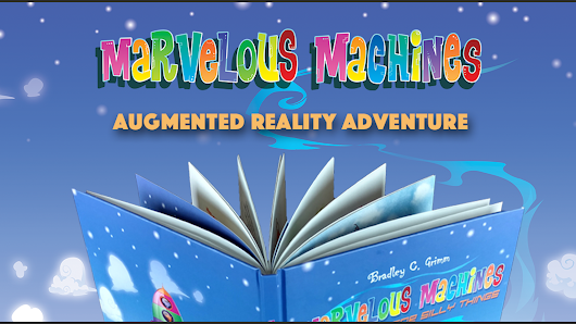Marvelous Machines: Augmented Reality Children's Book