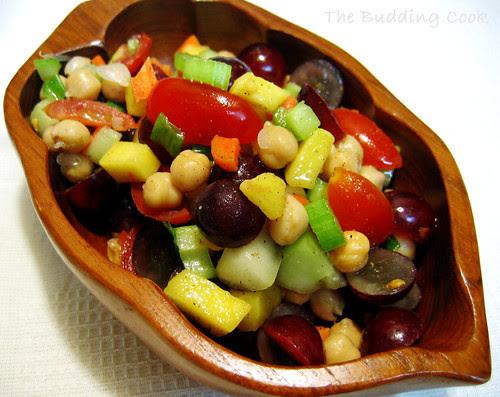 Chickpea salad2