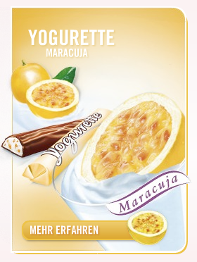 Passion Fruit Yogurette