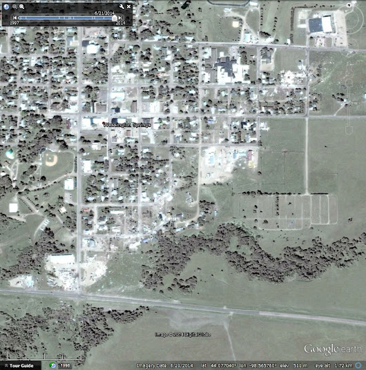 Tornado damage in Google Earth - Google Earth Blog