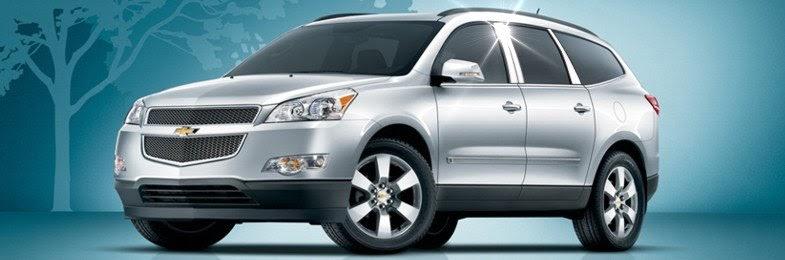 Chevrolet Traverse Accessories