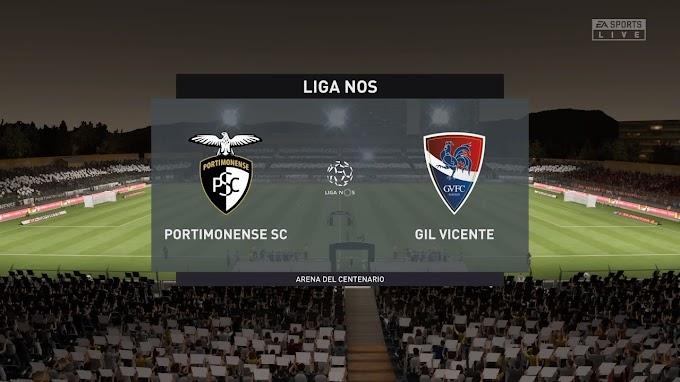 Portimonense - Gil Vicente Maçı canlı izle