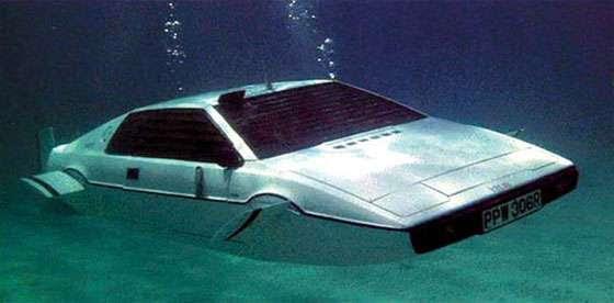 James Bond 007 Lotus Esprit