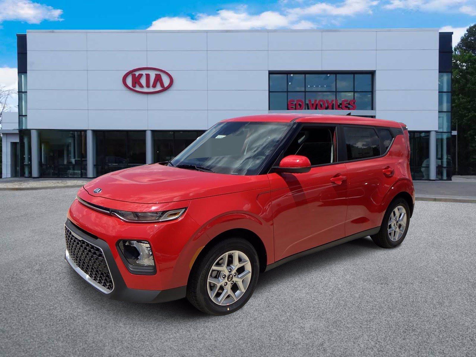 new 2021 kia soul s hatchback in 608561  ed voyles