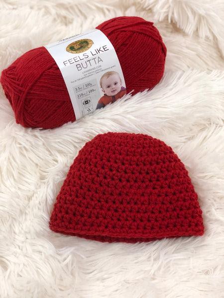 Crochet Preemie Hat