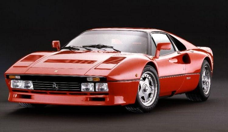 The Top 10 Ferrari Models of AllTime