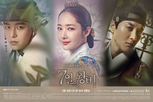 Nonton Drama Korea - Sinopsis Drama Queen for Seven Days (2017)