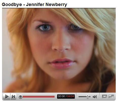 Jennifer Newberry screen capture