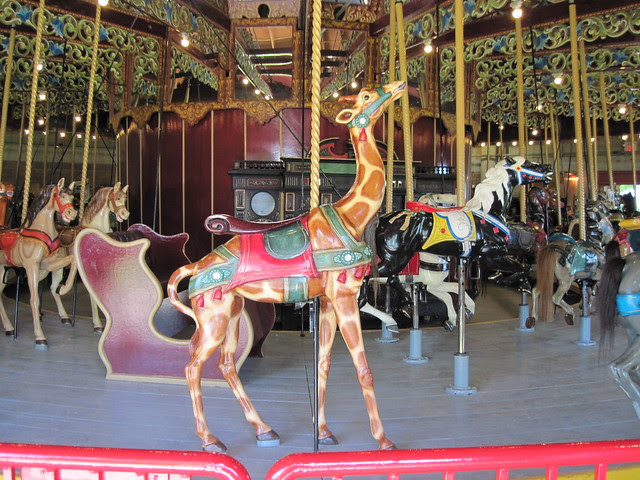 Lakeside Park Carousel - June 2011 - NiagaraWatch.com