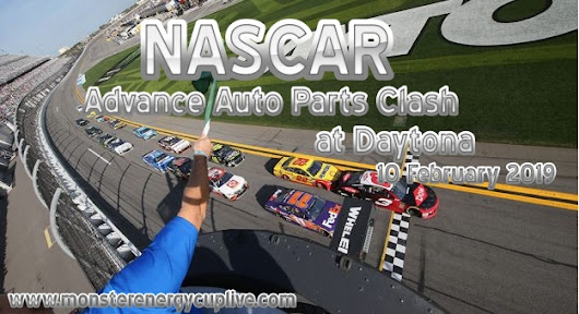 2019 NASCAR Advance Auto Parts Clash Live Stream