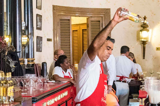 Fidel Castro's Private Chef Reveals the Best Restaurants in Cuba