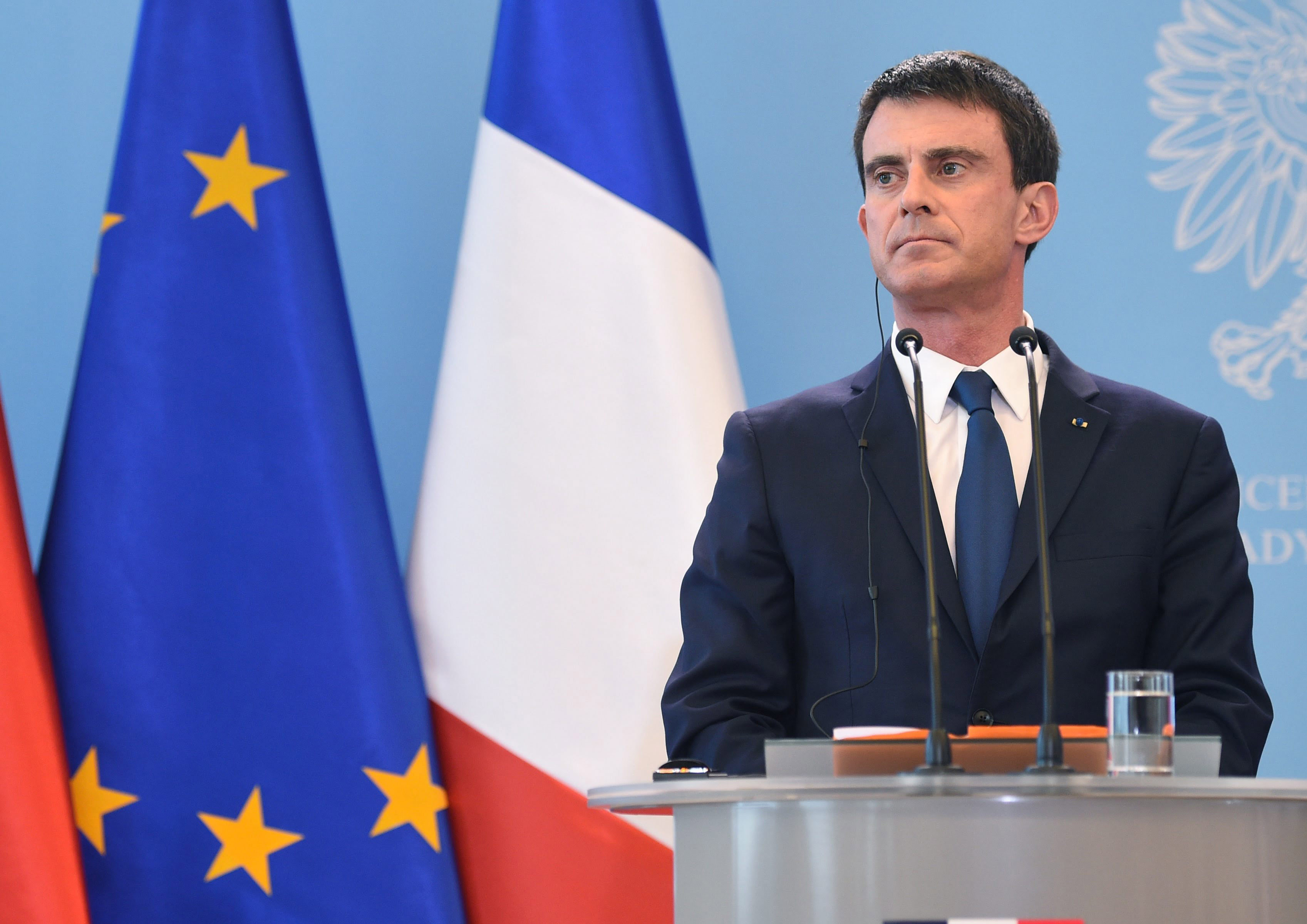 Risultati immagini per Manuel Valls