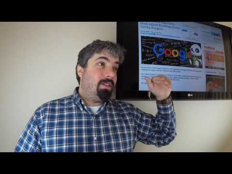 Search Buzz Video Recap: Google Mobile Index, Penguin Destruction, Machine Learning & More