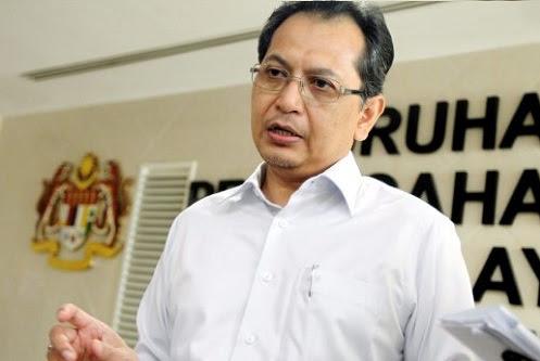 Ezam turun gelanggang tekan Mahathir