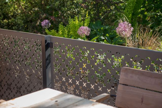 Home and Garden PR - Stark & Greensmith panels with RHS