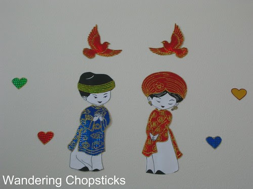 Vietnamese Wedding Preparations and Ceremony 6