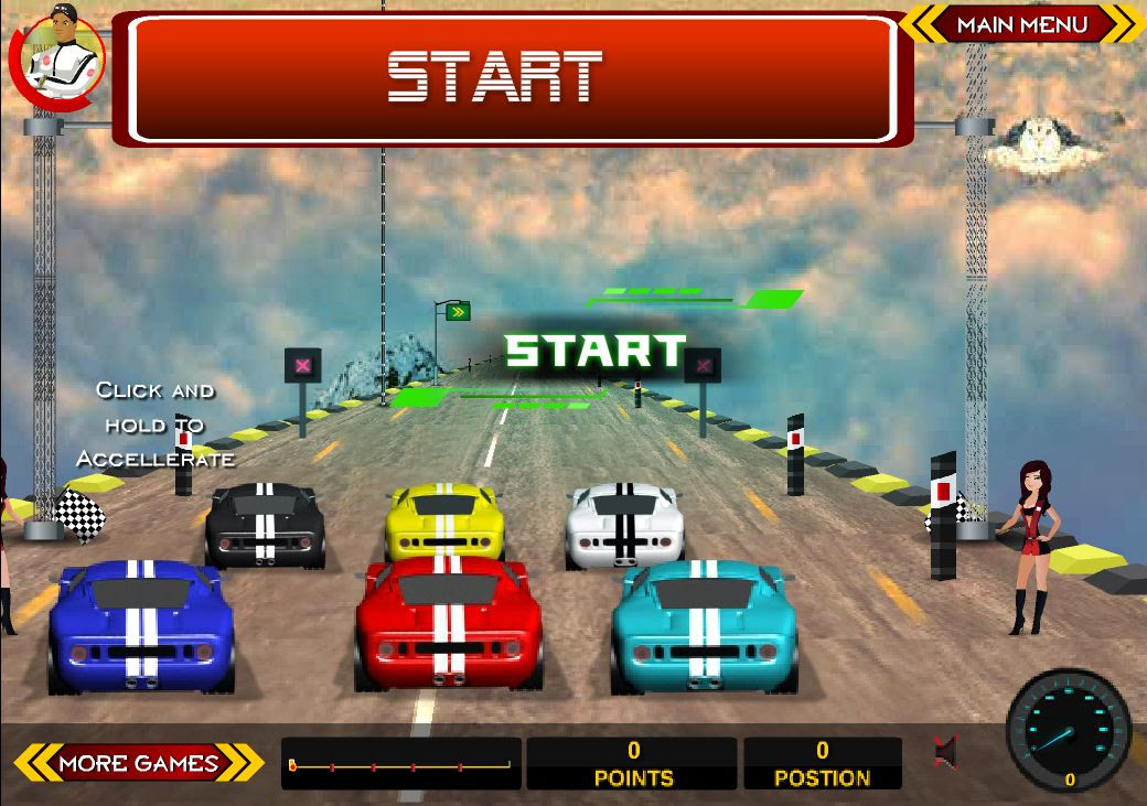 Car Racing Games Online Indophoneboy