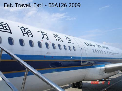 China Southern A321