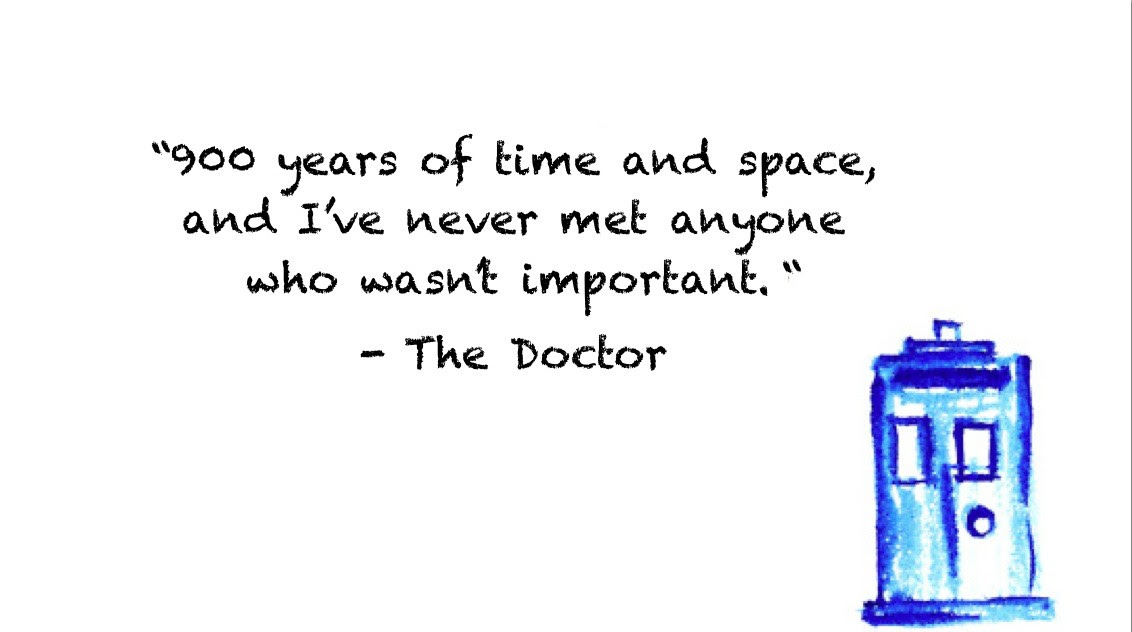 Doctor Who Quote Quote Number 542518 Picture Quotes