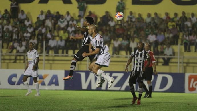 Luverdense x Ceará Série B Passo das Emas (Foto: Christian Alekson/Cearasc.com)