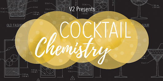 Cocktail Chemistry: Tiki Time