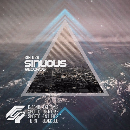 Sinuous Records - Sinoptics / Difend / Torn - Various Artist Available Now by sinuous