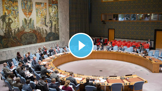 Security Council: The situation in the Middle East - Threats to international peace and security (8233rd meeting)
