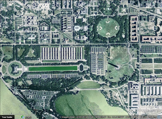 Colorizing Black and White Historical Aerial Imagery - Google Earth Blog