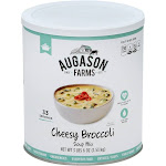 Augason Farms Soup Mix, Cheesy Broccoli - 54 oz
