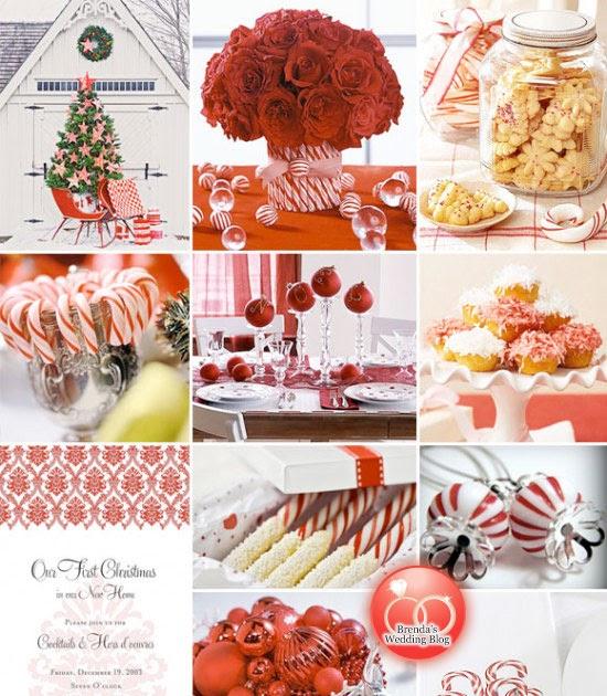 Christmas Weddings Decorations: Memorable Wedding: Ideas For Christmas Wedding Decorations