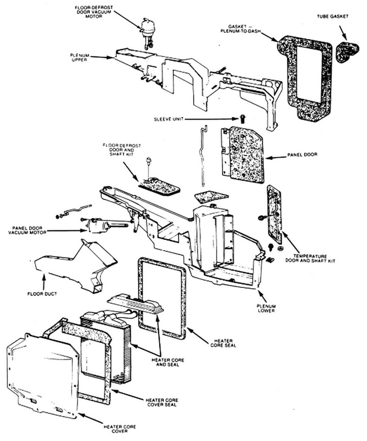 35 1999 Ford Expedition Heater Hose Diagram Wiring Diagram