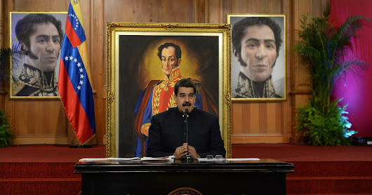 Analysis: Why Do Many on the Global Left Still Support Venezuela's Maduro? - NBC News