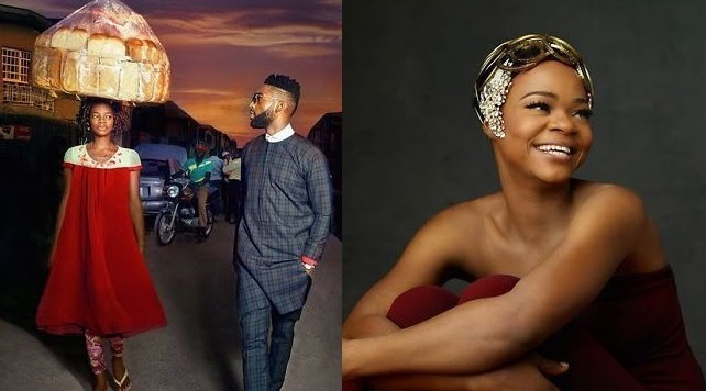 Former Bread Seller Turned Model, Olajumoke, Faces Hard Times, Relationship Threatened