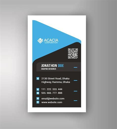 Creative Corporate Business Card Templates   Graphics