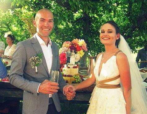 Farm Wedding Cake Topper   Cape Town