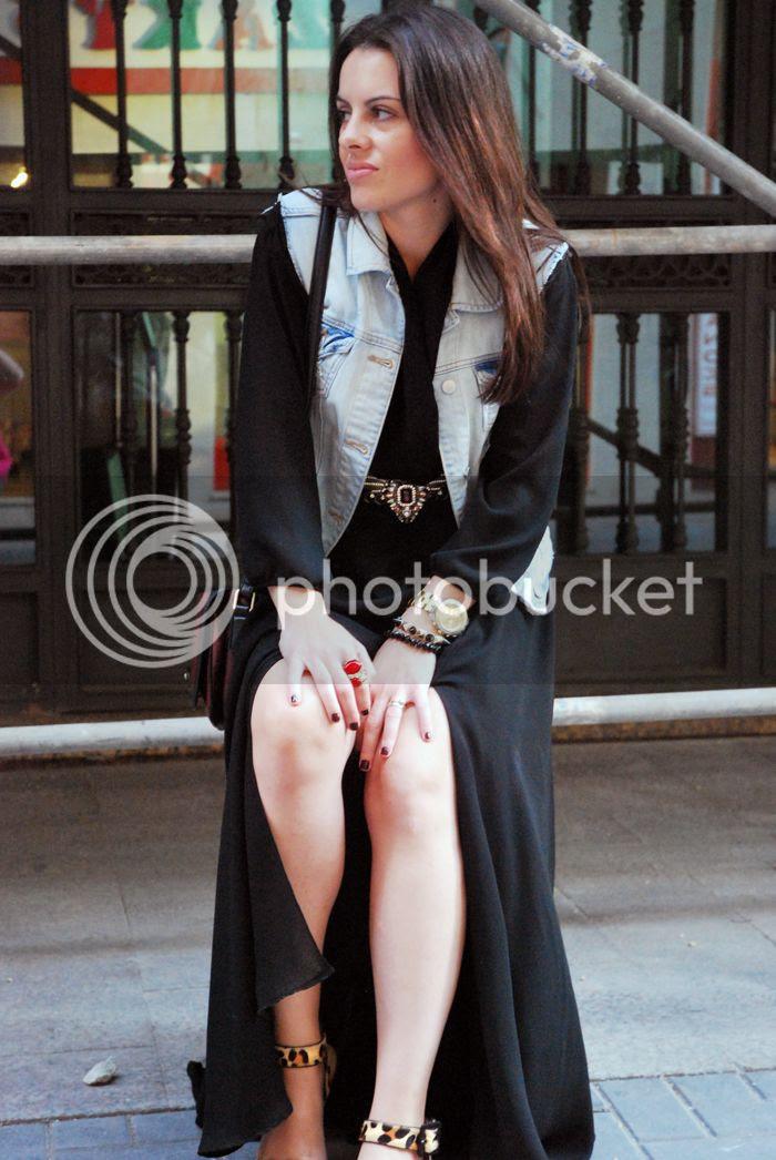 Black Maxi Dress 1