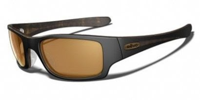 f11552d05c Wangbadan  Revo Men s Checkpoint RE2043-02 Polarized Rectangular Sunglasses