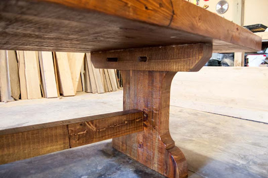 Furniture and Countertops | River Valley Woodworks