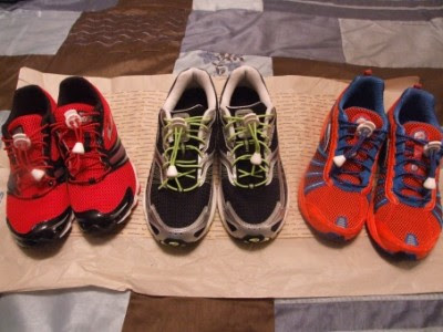 When to Retire Running Shoes - The Creative Cottage