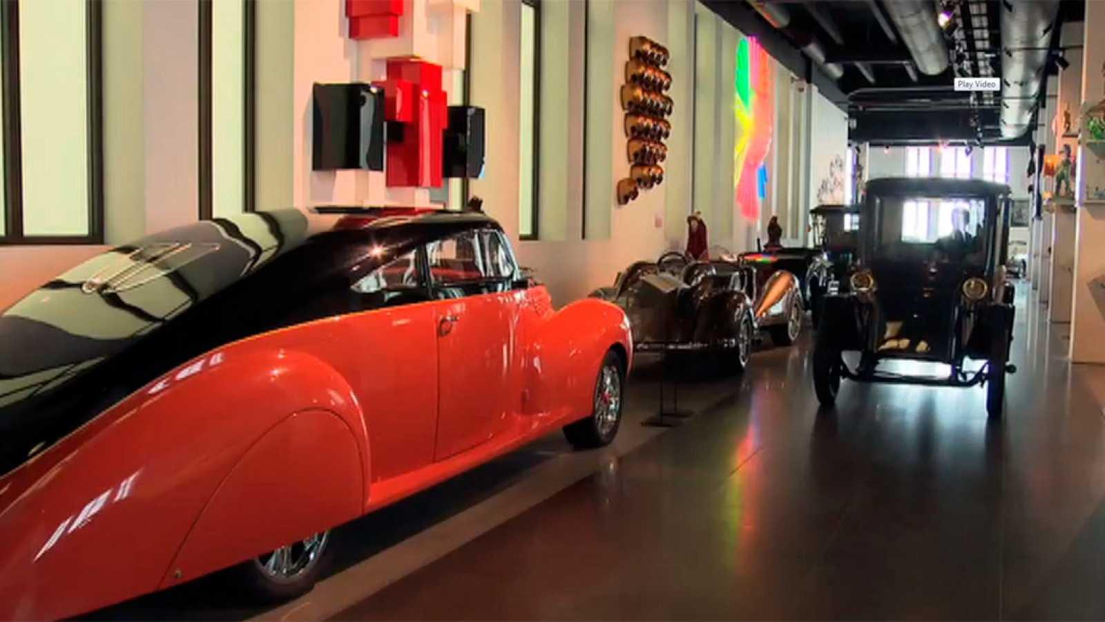 Resultado de imagen de Museo Automovilístico de Málaga,