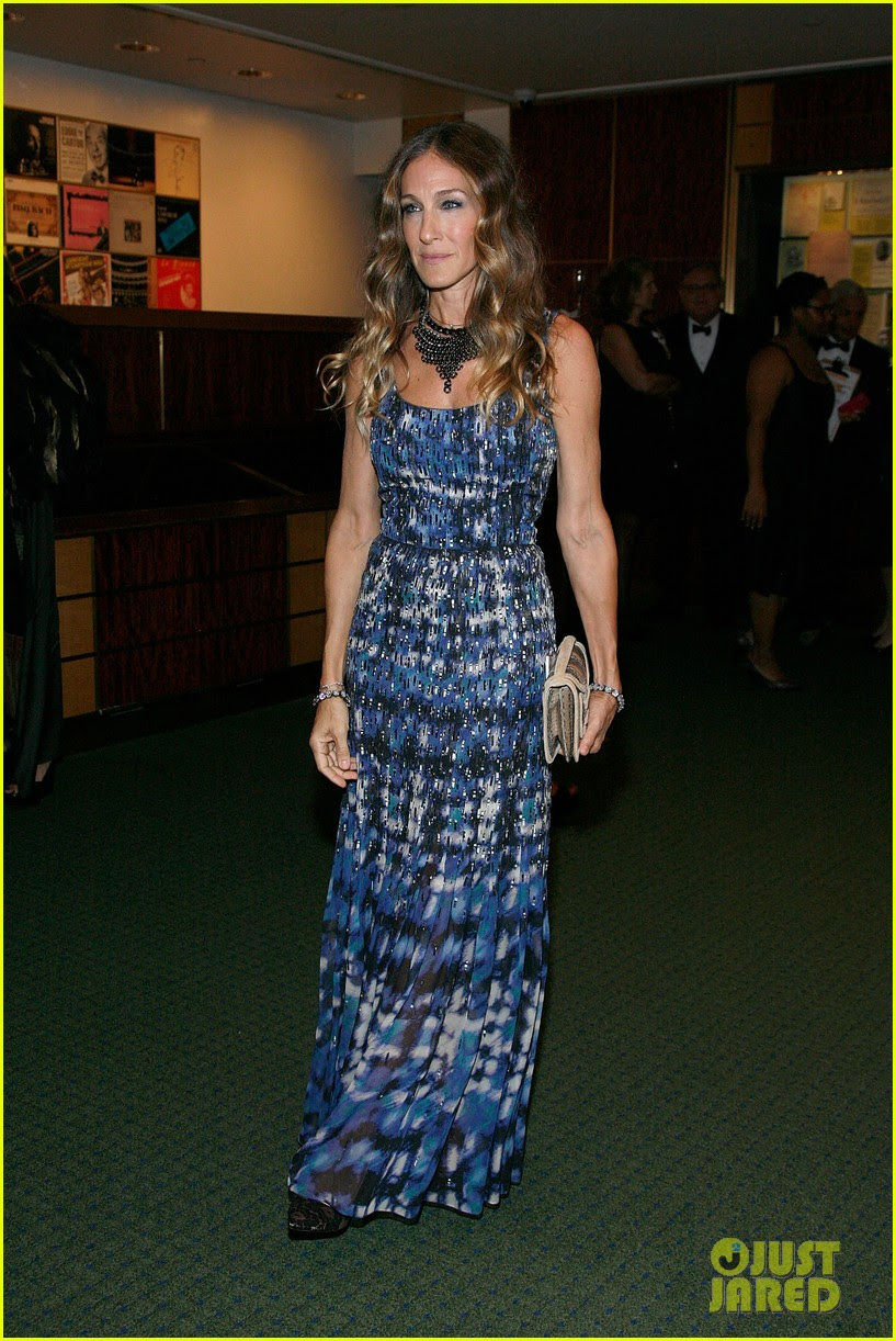 sarah jessica parker carnegie hall opening night gala 18