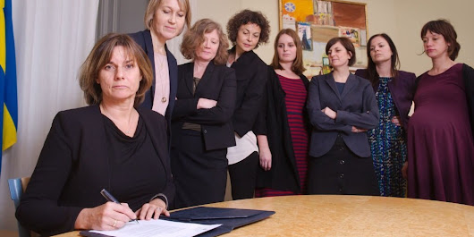 Sweden's 'Feminist Government' Sticks It To Trump With New Climate Law