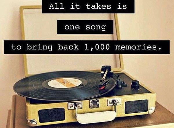 music memories vinyl