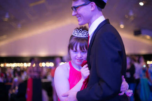 'Time stood still': Students elect girl with Down syndrome as prom queen