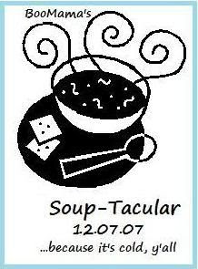 It's A Soup-Tacular!