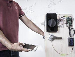 Senhas transmitidas pelo corpo humano mais seguras que Wi-Fi